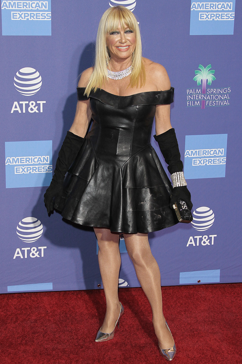 Suzanne Somers attends 30th Annual Palm Springs International Film Festival Film Awards Gala