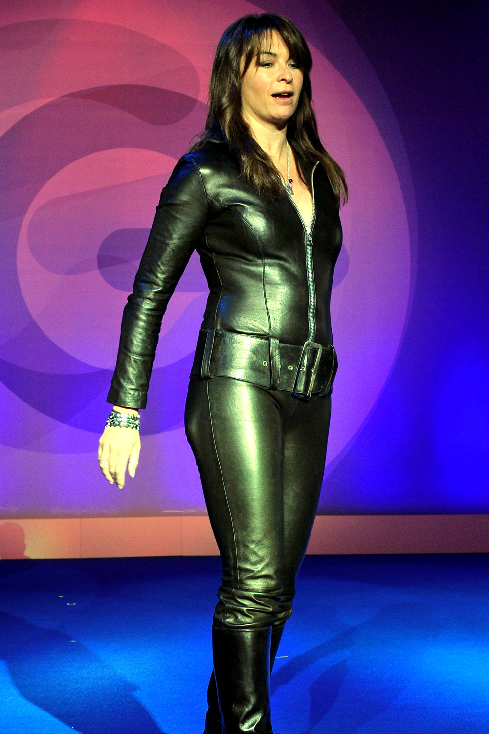 Suzi Perry at Gadget Show