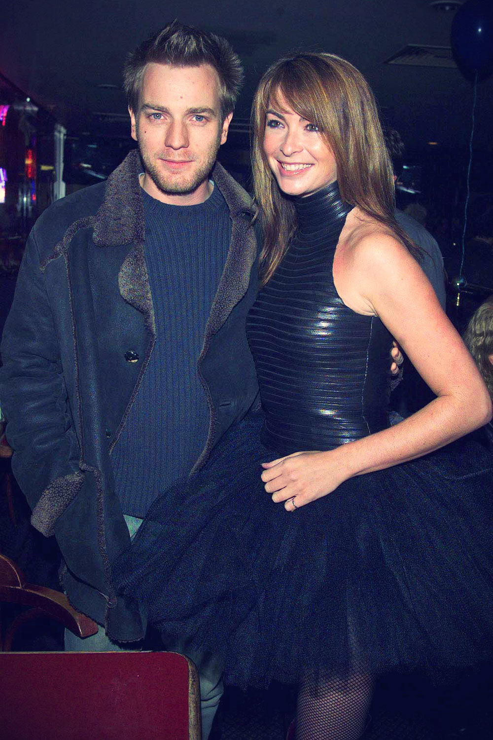 Suzi Perry At Sports Cafe Leather Celebrities