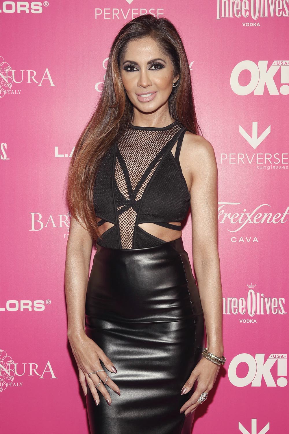 Tabasum Mir attends the 2016 OK! Magazine So Sexy NY event