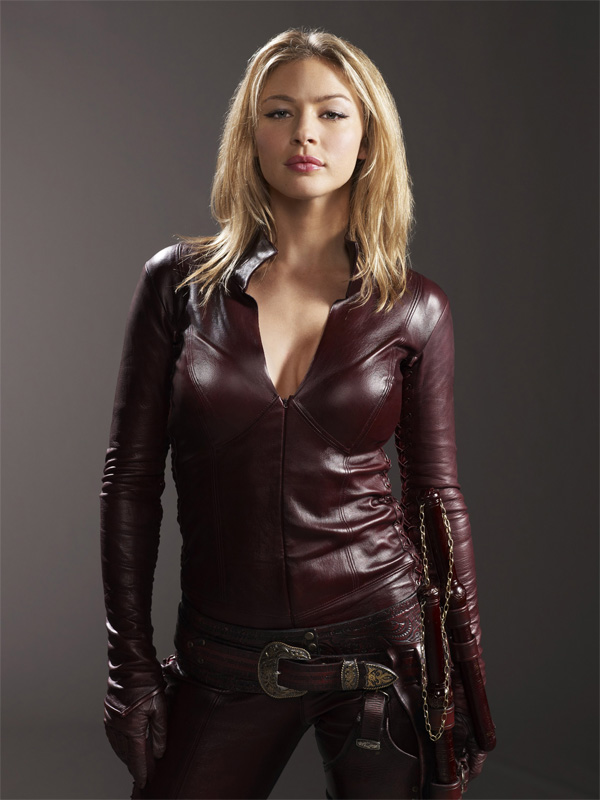 Tabrett Bethell - Legend of the Seeker