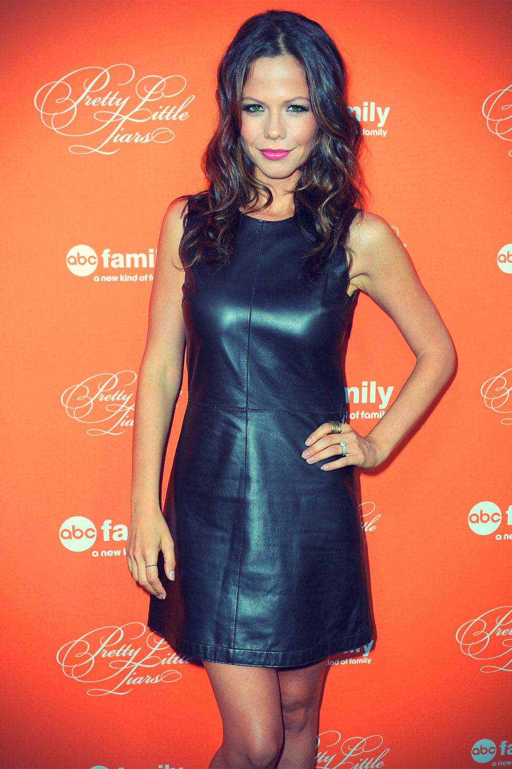 Tammin Sursok at Pretty Little Liars Halloween Episode Premiere