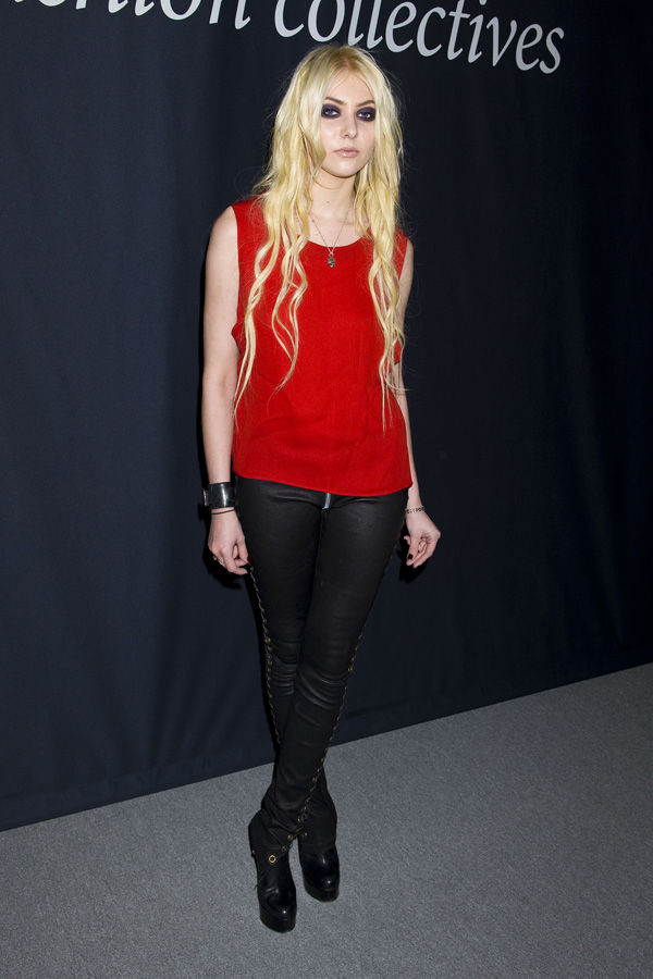 Taylor Momsen at Lincoln Center