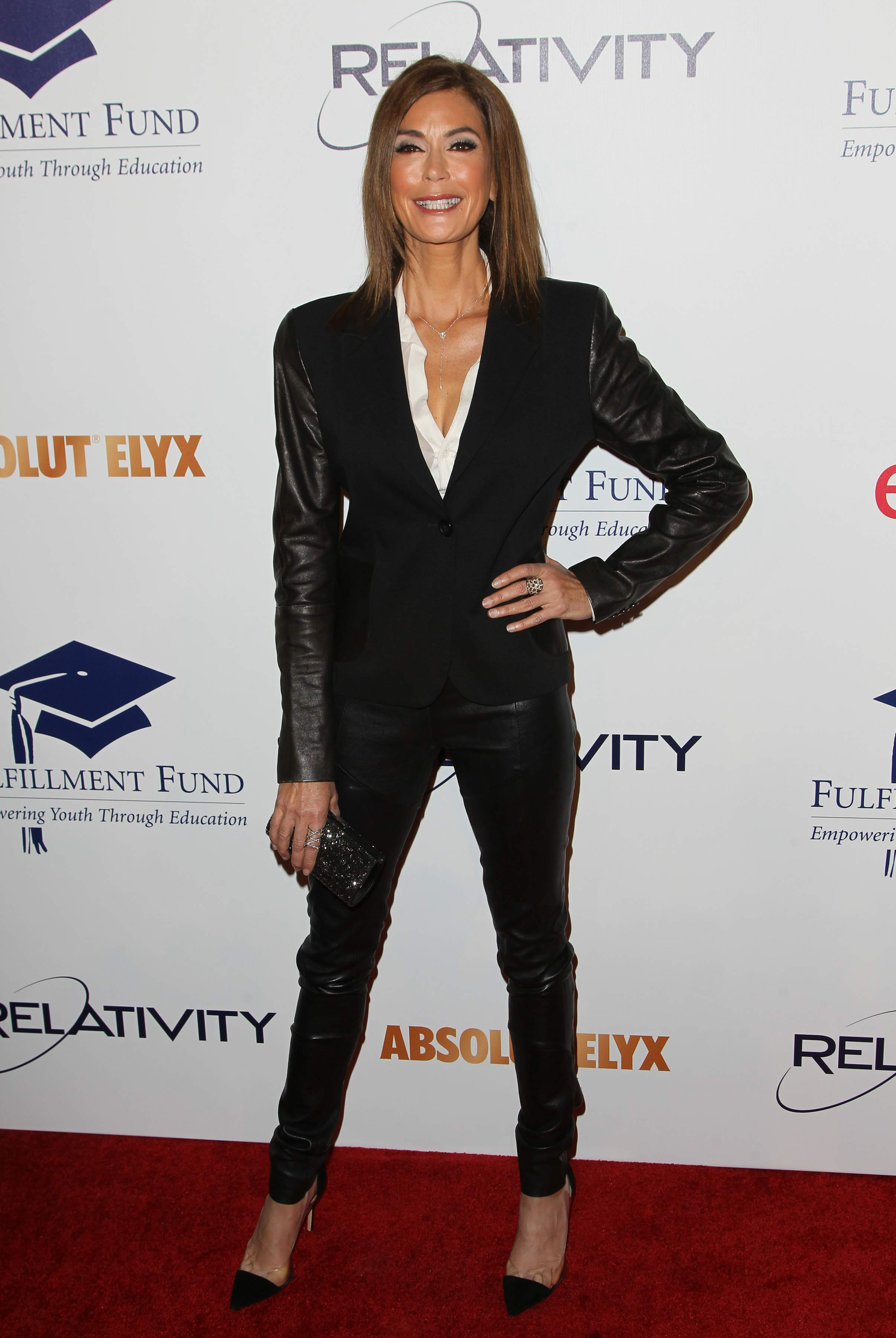 Teri Hatcher attends the 20th Annual Fulfillment Fund Stars Benefit Gala