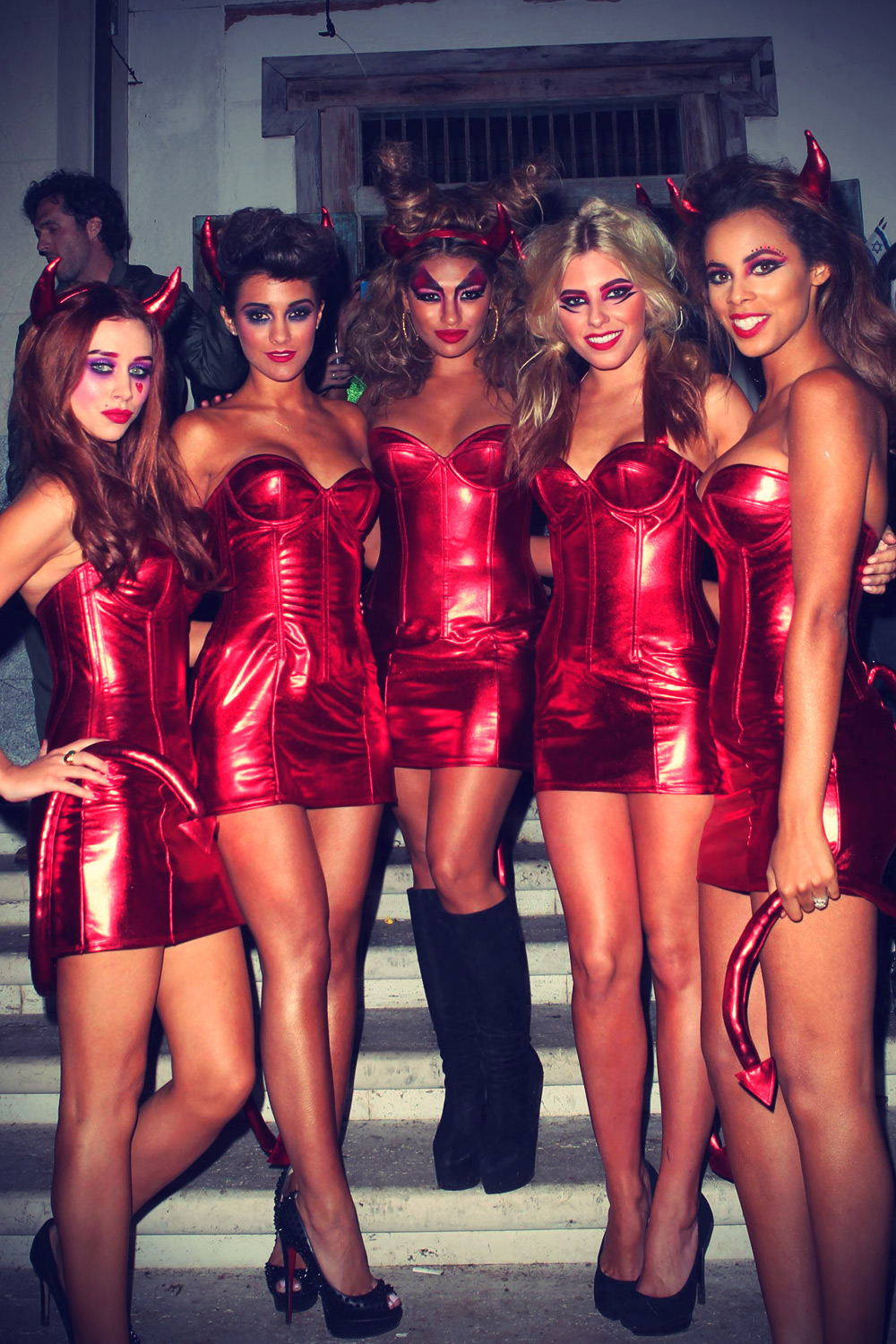 The Saturdays at 8th Annual Maroon 5 Halloween Party