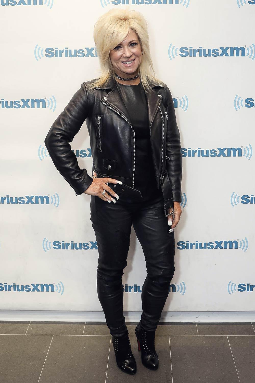 Theresa Caputo visits SiriusXM Studios
