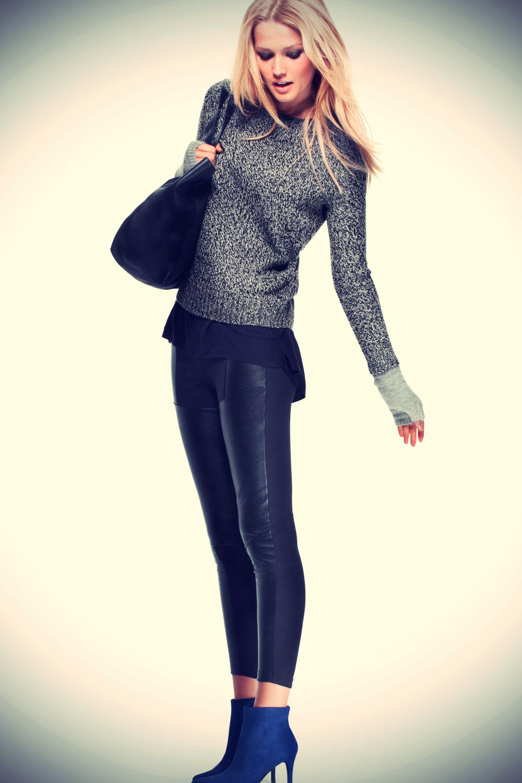 Toni Garrn H&M Photoshoot 2012