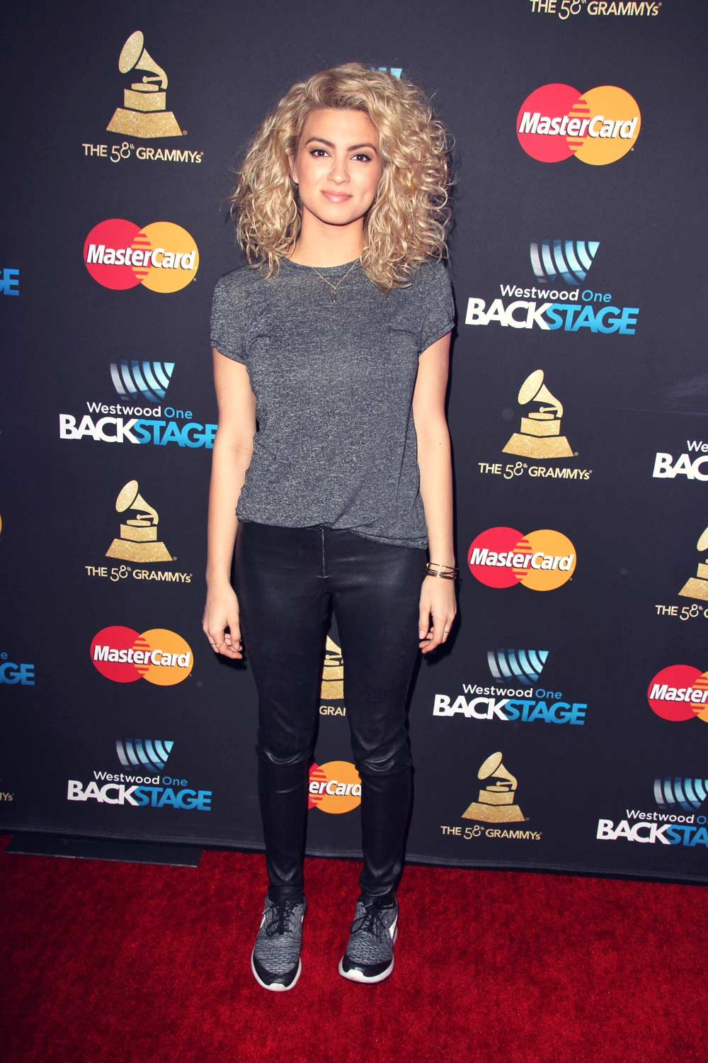 Tori Kelly The Westwood One Radio Remotes The 58th GRAMMY Awards