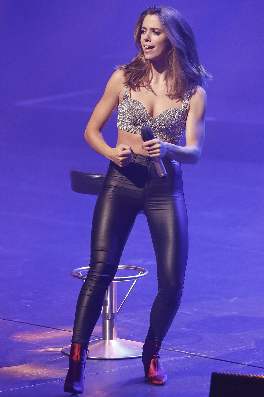 Vanessa Mai Body