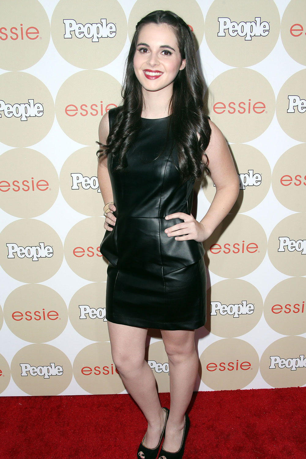 Vanessa Marano at People ONES To Watch Party