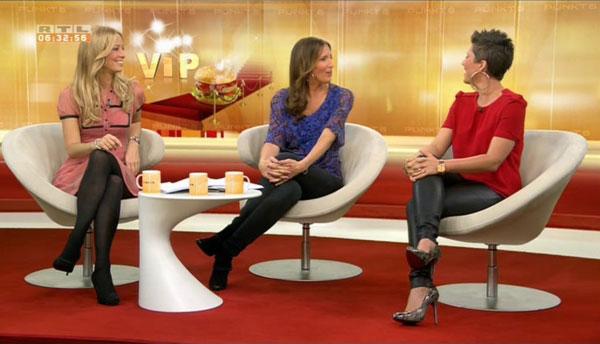 Vanessa Blumhagen RTL Punkt 6