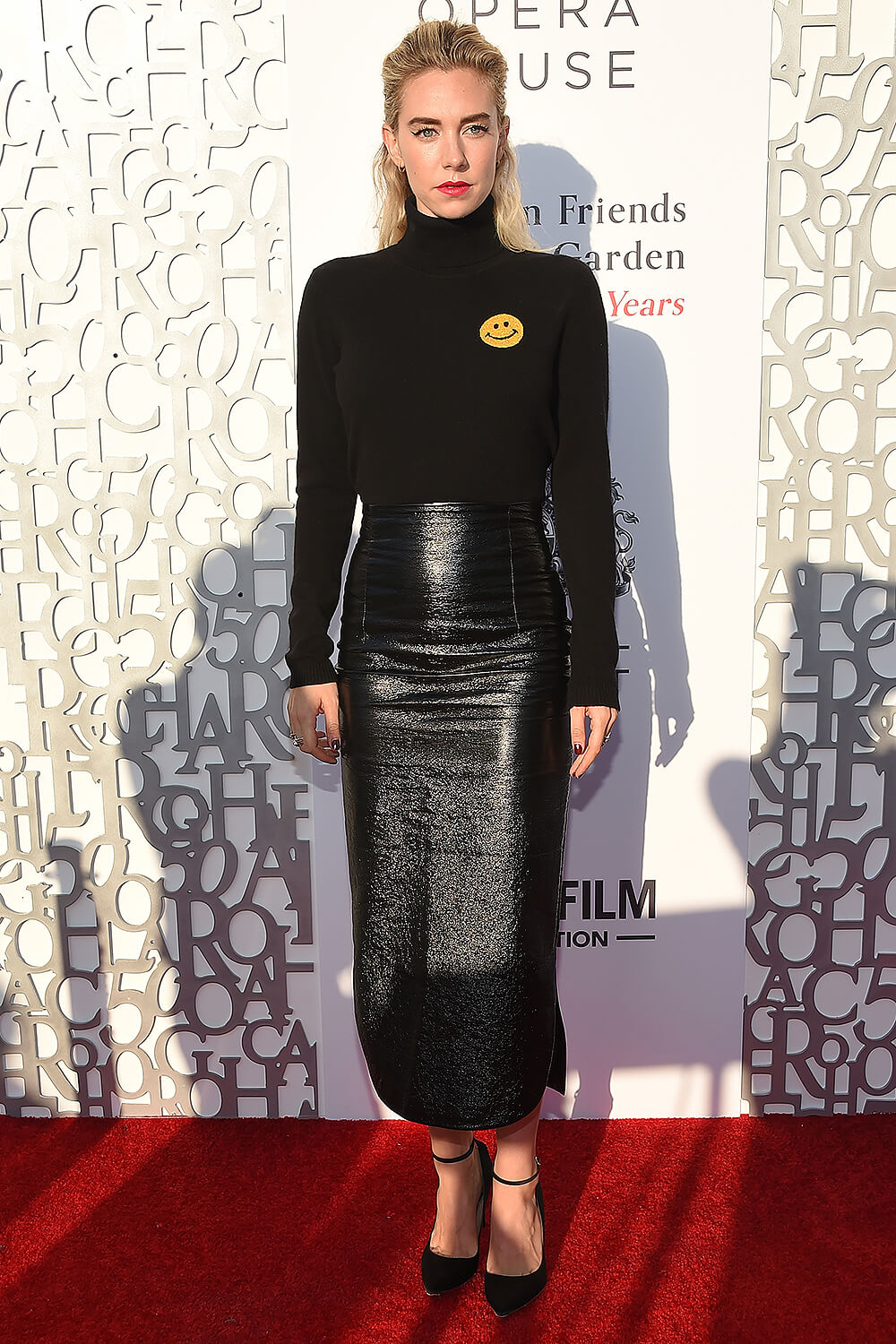 Vanessa Kirby attends American Friends of Covent Garden 50th Anniversary
