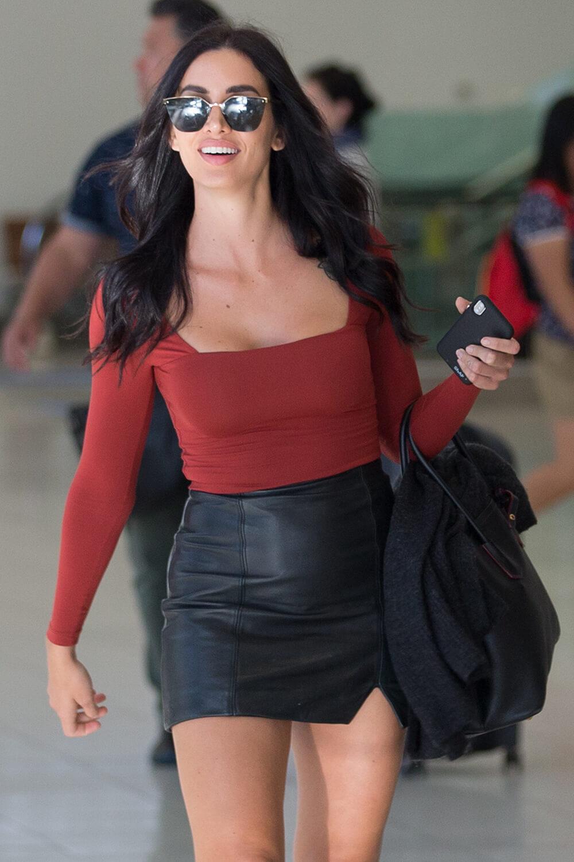 Vanessa Sierra at Adel...