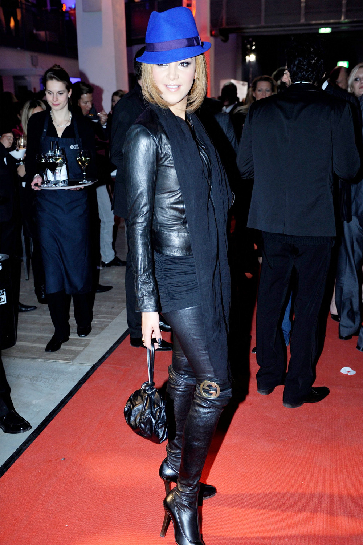 Verona Pooth at GQ Style Night