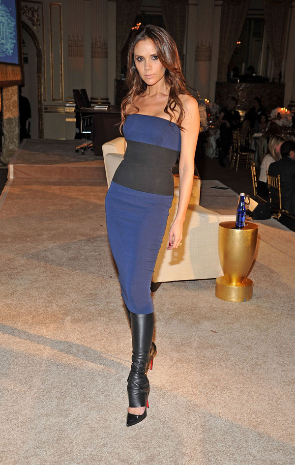 Victoria Beckham at WWD Apparel & Retail CEO Summit