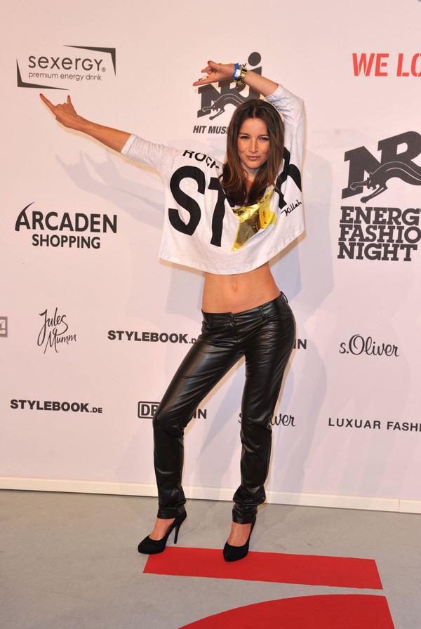 Wanda Badwal at We Love NRJ - Energy Fashion Night