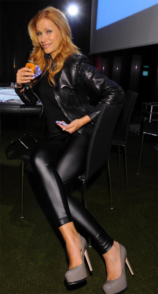 Yasmina Filali Ahoi ! 2012 Neujahrsempfang