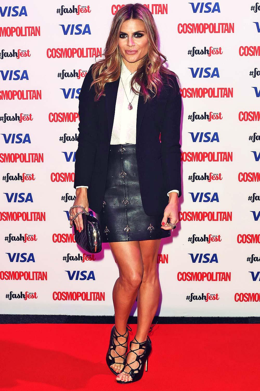 Zoe Hardman attends Cosmopolitan FashFest 2015
