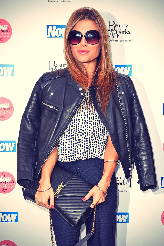 Zoe Hardman attends Now Magazine Feel Good Fashion Awards