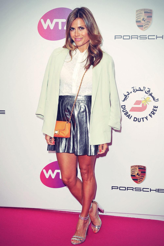 Zoe Hardman attends WTA Pre-Wimbledon Party
