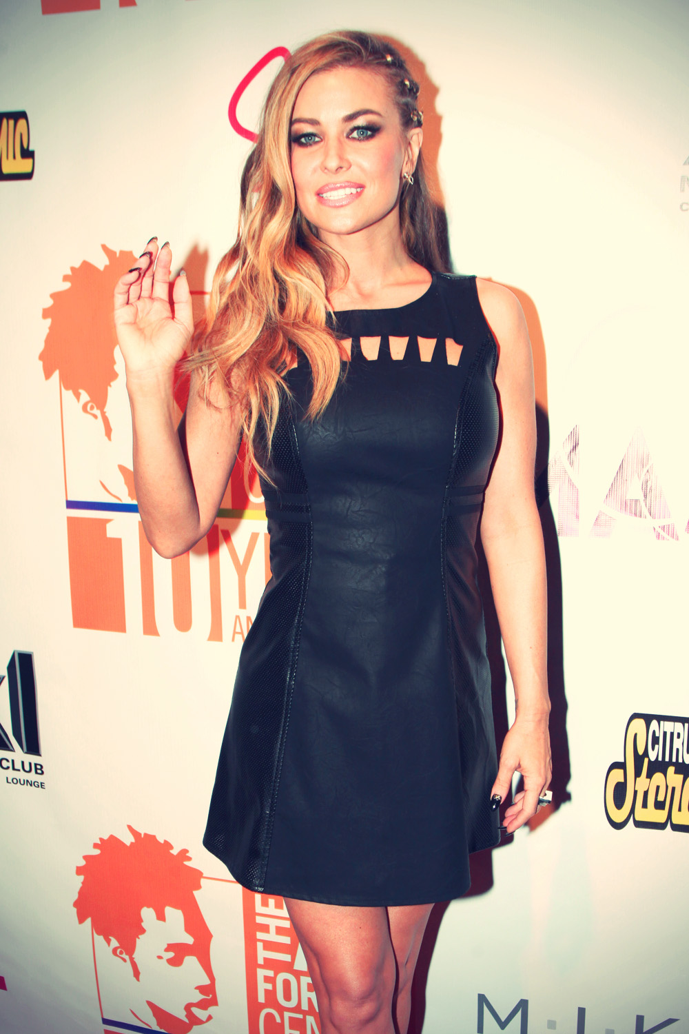 Carmen Electra attends the Mike Ruiz Birthday Gala