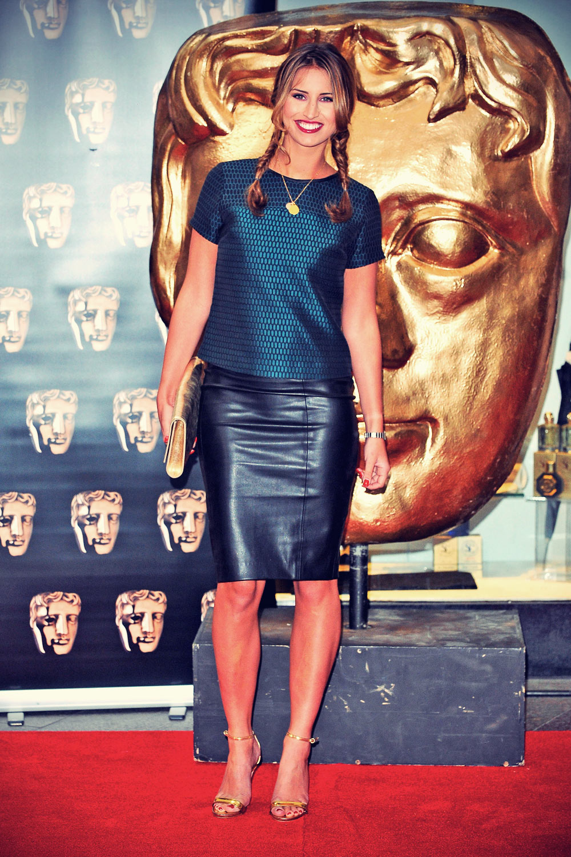 Ferne McCann attends BAFTA Childrens Awards