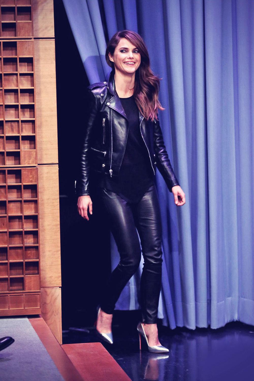 Keri Russell appearance on The Tonight Show Starring Jimmy Fallon
