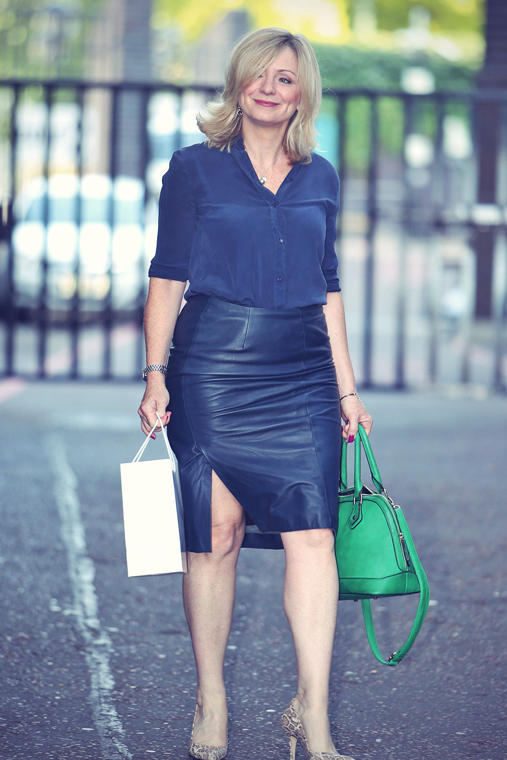 Tracy Brabin at ITV Studios